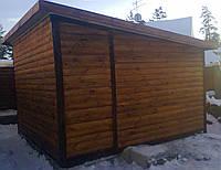 Садовые домики для инвентаря. Киев.