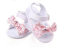 Пинетки босоножки сандалики для девочки на лето
