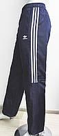 Спортивные теплые штаны мужские adidas, зимние спортивные штаны (реплика)
