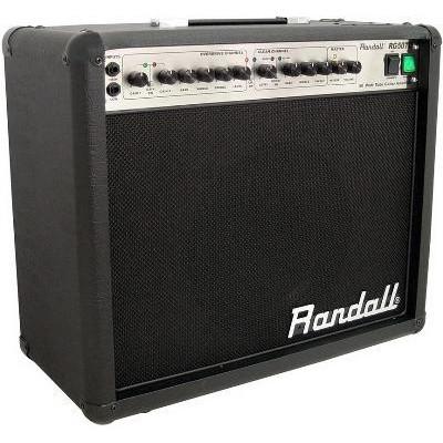 Комбопідсилювач Randall RG50TC-E