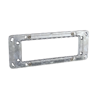 Суппорт металлический для механизмов 6м Schneider Electric Unica (MGU7.106)