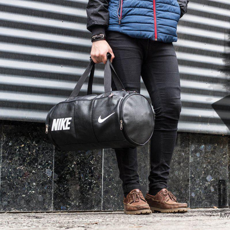 Сумка бочка NIKE Tube спортивная сумка дорожная 3a5d4e28a99ac