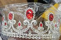 Корона. Королевская диадема, маленькие диадемы оптом. 10