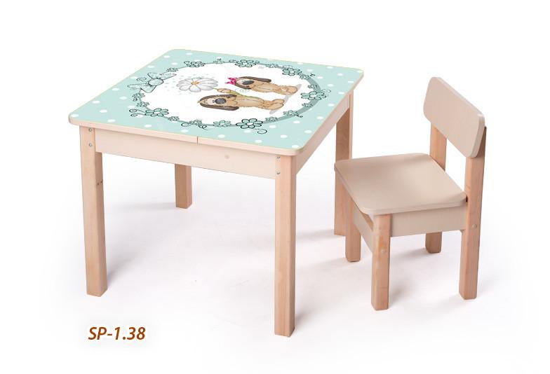 Стол - парта  SP1.38