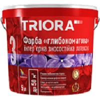 "Краска глубокоматовая интерьерная ""TRIORA"" №3 10,0 л"