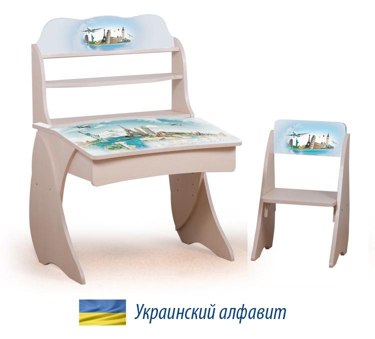 """Парта """"Умник"""" (1.3.49/ua)"""