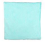 Конверт-одеяло Babyroom Dream DM-012 плюш  бирюзовый, фото 2