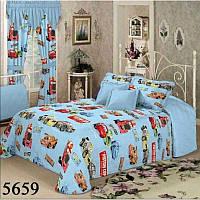 Комплект постельного белья Вилюта ранфорс полуторный подростковый 5659 68bb506902d83