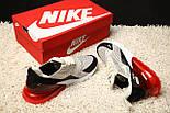 """Кроссовки Nike Air Max 270 """"Hot Punch"""". Живое фото. Топ реплика, фото 3"""