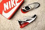 """Кроссовки Nike Air Max 270 """"Hot Punch"""". Живое фото. Топ реплика, фото 4"""