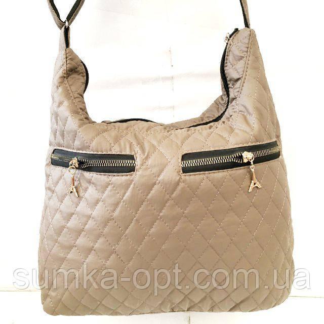 Стеганные сумки оптом Украина (беж)28 36  продажа, цена в Харькове ... 9f49ee07a02