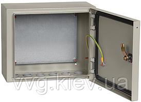 Корпус металлический ЩМП-2.3.1-0 У2 IP54 IEK