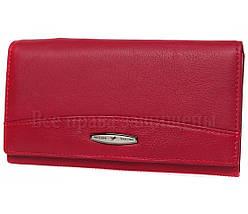 Женский кожаный кошелек красный Tailian T515 RED women, фото 2