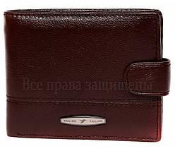 Мужской кожаный кошелек коричневый Tailian T120CRIMSONmen, фото 2
