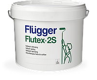 Краска Flügger Flutex 2S matt white 10л.