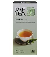 Чай Jaf Green Tea Mint (зелёный с мятой) 25 ф/п