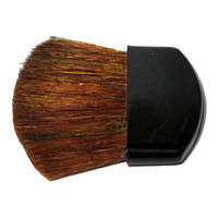 Кисть - Аппликатор для Пудры или Румян, черная ручка Поштучно