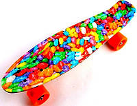 Penny board (Пенни Борд) Original 22 Print Caramel Style