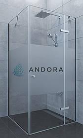 Душова кабіна Andora Aspen 100x100x200 скло matzone L/R