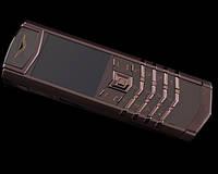 Копия, реплика телефона Vertu Модель Signature S Design Pure Chocolate