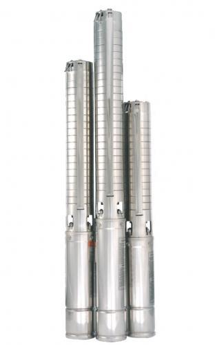 Скважинный насос Насосы + 4SP209-0.37 + пульт Насосы + 4SP209-0.37 + пульт