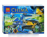 Конструктор chima 344pcs боевой орел экила