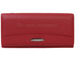 Женский кожаный кошелек красный Tailian T-849-RED, фото 3