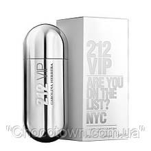 Carolina herrera 212 vip silver (каролина эррэра 212 виайпи сильвер) -    аромат для творческих натур! (копия)