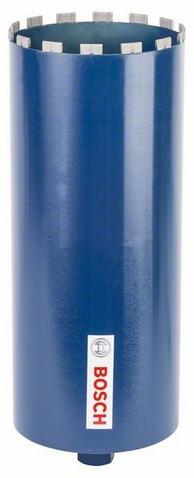 Алмазна коронка для мокрого свердління ø202х450 мм BOSCH