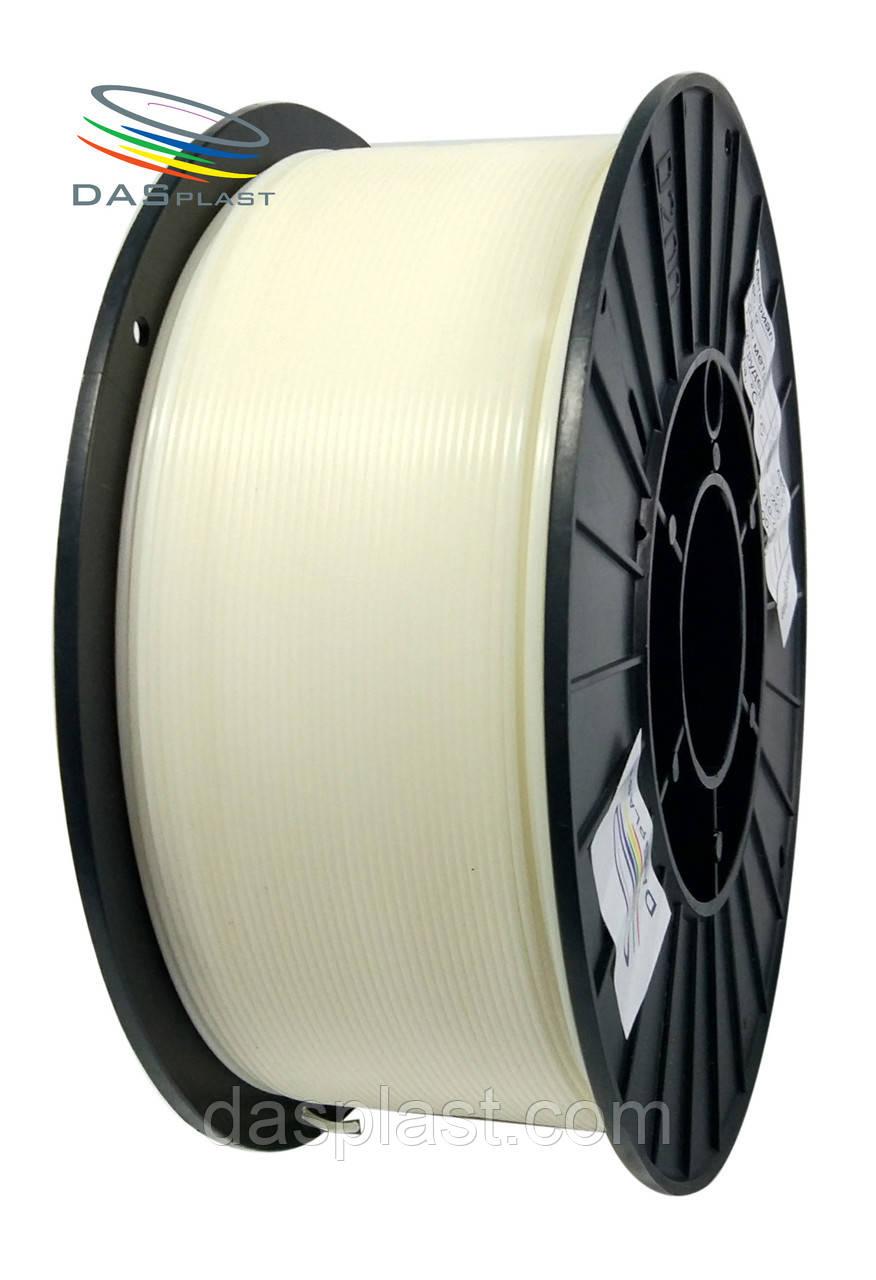 АБС нить 2,5 кг  1.75 мм пластик для 3d печати, Неокрашенный