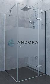 Душова кабіна Andora Aspen 90x80x200 скло matzone L/R