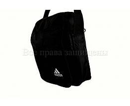 Мужская сумка через плечо ткань черный (Формат: больше А5) NAVI кт1903, фото 3