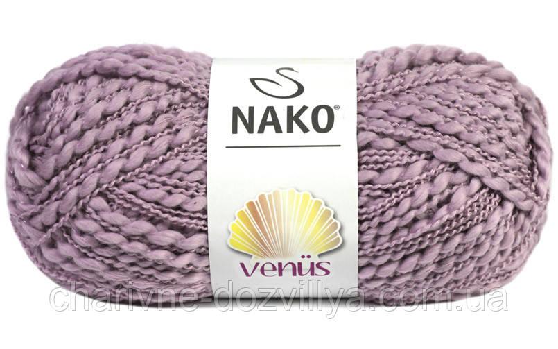 Пряжа для ручного вязания NAKO Venus
