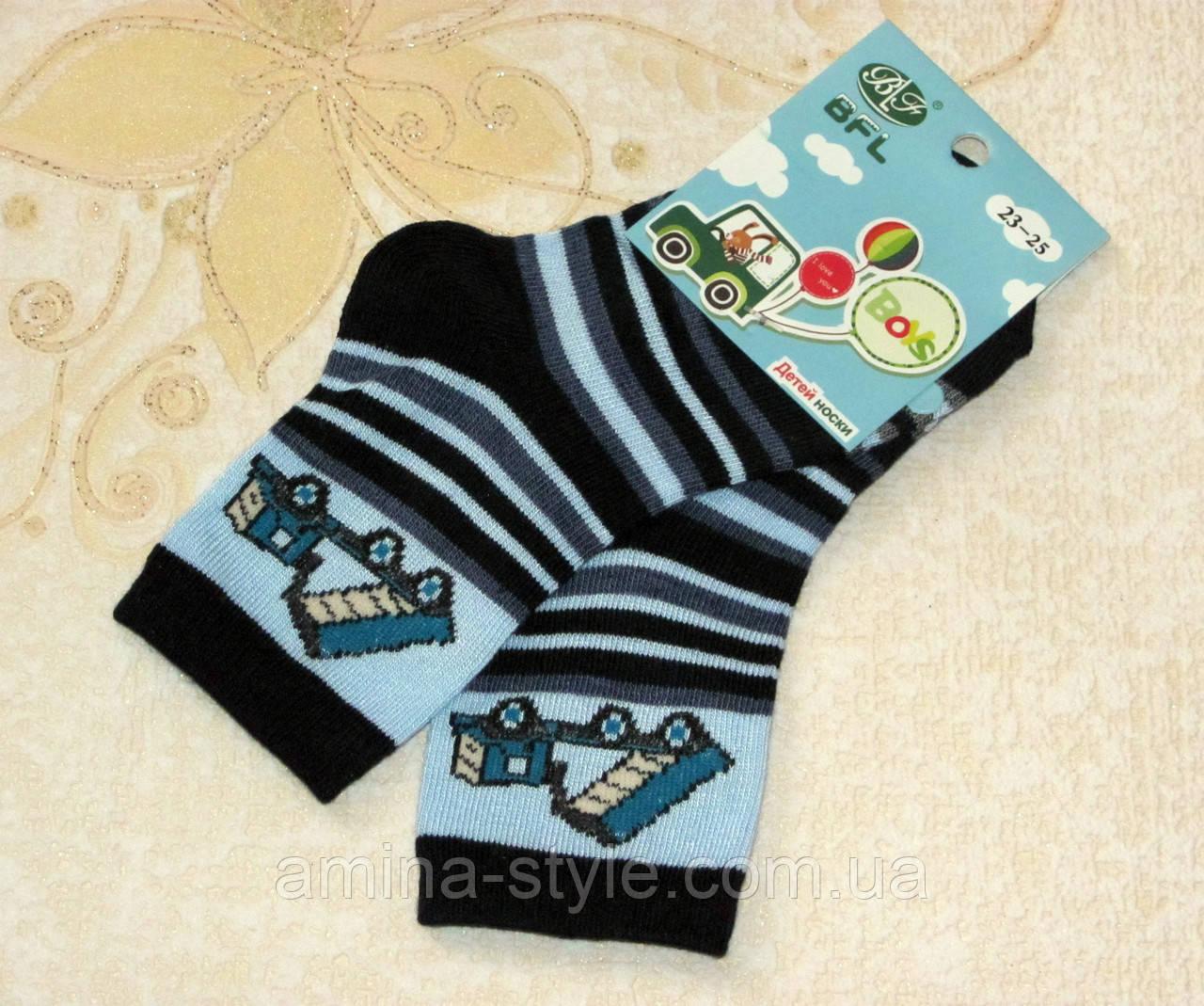 Детские носки, р.23-25, разные цвета