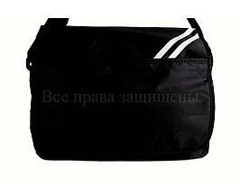 Мужская сумка ткань черный (Формат: А4 и больше) NAVI кт3266