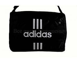 Мужская сумка ткань черный (Формат: А4 и больше) NAVI кт3253