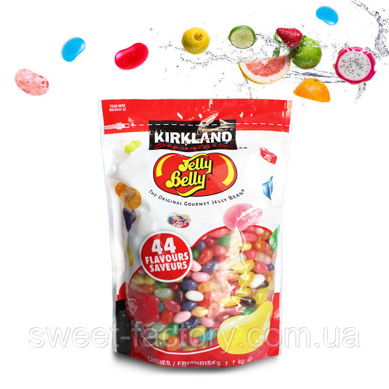 Jelly Belly 44 flavours