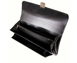 Мужской портфель искусственная кожа черный (Формат: А4 и больше) NAVI кт3070, фото 2