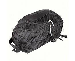 Мужской рюкзак ткань черный (Формат: А4 и больше) NAVI 3837, фото 3