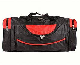 Мужская сумка ткань красный NAVI 83-70red