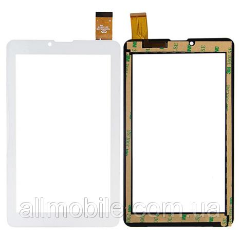 Тачскрин (сенсор) Nomi C07005 Cosmo 7'' 8Gb 3G, белый