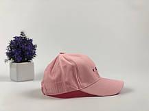 Кепка бейсболка Youth розовая, фото 3