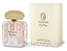 Женская парфюмированная вода my name trussardi (май нейм труссарди) - элегантный свободный аромат! (копия)