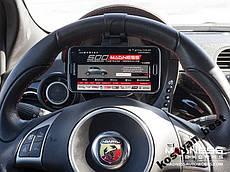Автомобильный держатель телефона на руль крепеж кронштейн