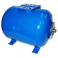 Гидроаккумуляторы для систем водоснабжения Aquasystem   VAO 35 , 35 л. горизонтальный, фото 1