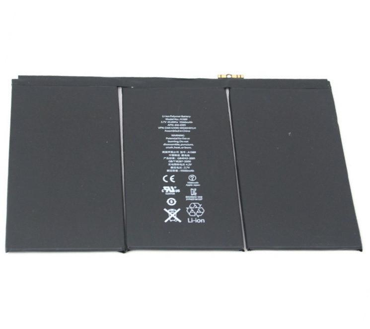 Аккумулятор для iPad 3, iPad 4, (Li-polimer 3.7V 11500mAh) Оригинал