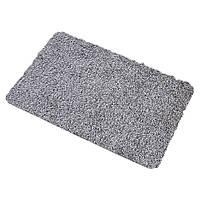 Супер вбираючий придверний килимок Clean Step Mat - Super Clean Mat, 1000411, придверний килимок super mat, супервпитуючий килим