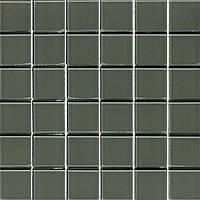 Темно-серая мозаика для кухонного фартукаVivacer PM-03