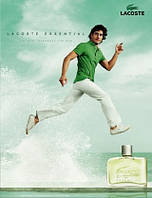 Lacoste Essential,125 мл копия