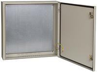 Корпус металлический ЩМП-6.6.1-0 У2 IP54 IEK